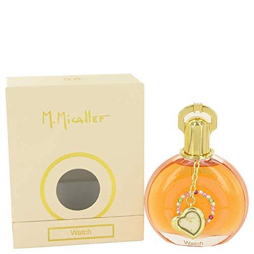 M.Micallef Watch EDP Vapo 100 ml, confezione da 1 (1 x 100 ml)