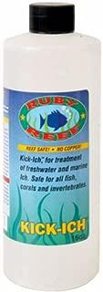 Ruby Reef ARR11126 Kick-Ich Aquarium Water Treatment, 16-Ounce
