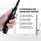 Zoom IMG-1 spazzolino elettrico fairywill ricaricabile sonico