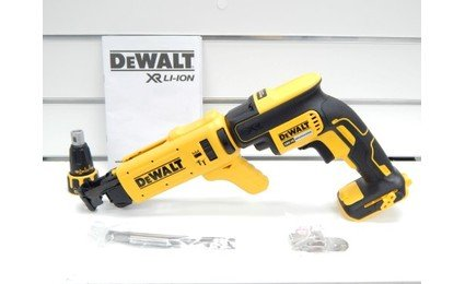 Dewalt DCF620N / DCF6201 XR 18v Collated Brushless Drywall Screwdriver Screwgun