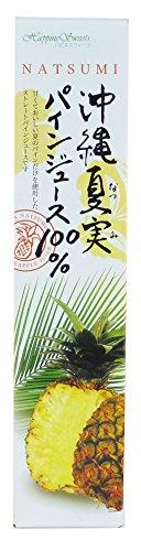沖縄夏実パインジュース100%500ml