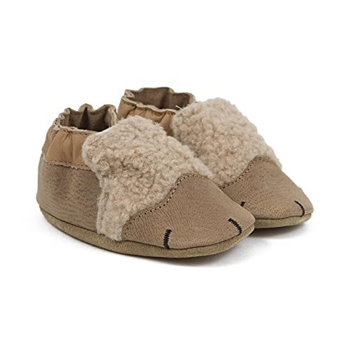 Robeez Pre-Walker Baby Shoes, Paws, 12-18 Months