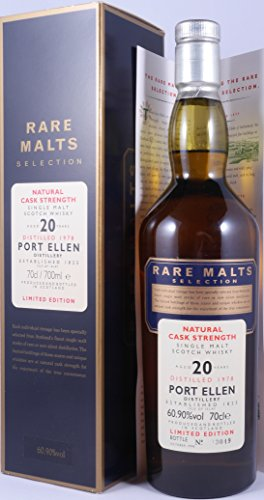 Port Ellen (silent) - Rare Malts - 1978 20 year old Whisky