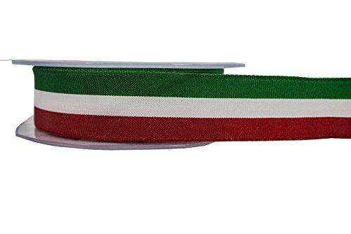 Furlanis Raso Tricolore, 25mm x 25m