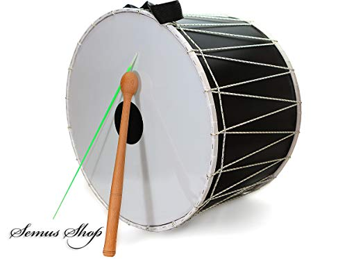 Orientalische 51 cm. DAVUL Dhol Drum Schlagzeug Davul 100% Handmade