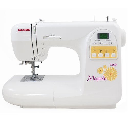 Janome Magnolia 7360 Sewing Machine