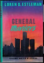 General Murders (The Amos Walker Series #8)
