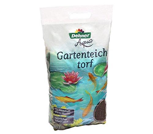 Dehner Aqua Gartenteich-Torf, 10 l