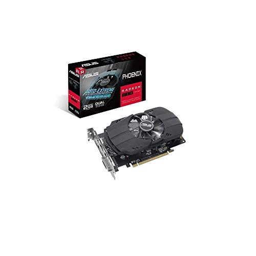 ASUS PH-550-2GB Phoenix Radeon GDDR5 2GB 64-Bit DVI HDMI Gaming Graphics Card