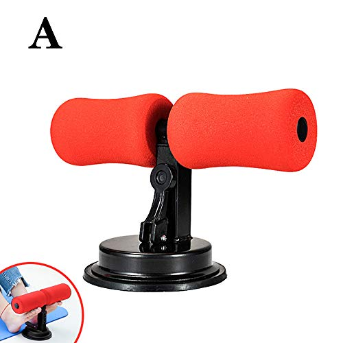 Amazing Deal Sit-up Assistor Fixed Foot Abdomen Yoga Exercise Suction Cup Type Abdominal Abdomen Mac...