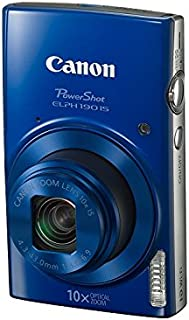 Canon PowerShot ELPH 190 Digital Camera w/ 10x Optical Zoom and Image Stabilization..