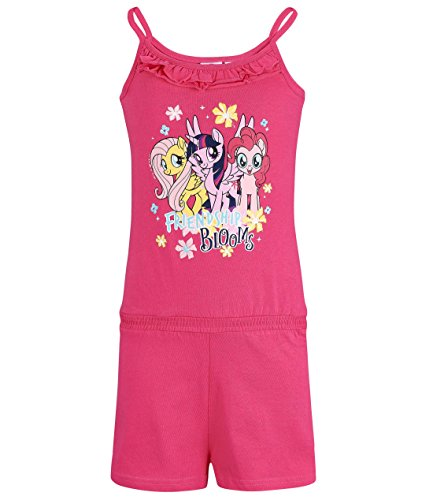 My Little Pony Fille Combinaison - fushia - 2 ans