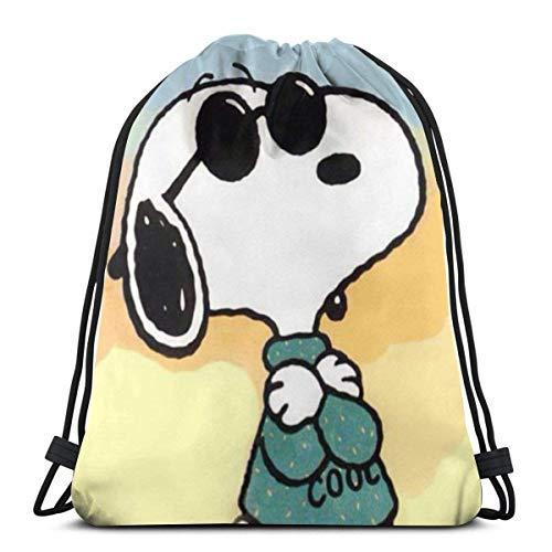 XCNGG Kordeltasche Kordeltasche Tragbare Tasche Sporttasche Einkaufstasche Einkaufstasche Classic Drawstring Bag-Cool Gym Backpack Shoulder Bags Sport Storage Bag for Man Women
