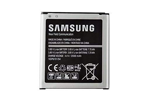 Batterie D'origine Samsung Modèle EB-BG360CBE Original Remplacement - 2000mAh Avec Charge Rapide 2.0 Pour Samsung Galaxy Core Prime G360 - Sans Boîtier