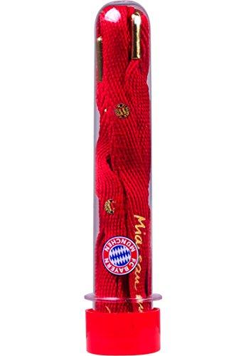 Tubelaces FC Bayern veters, rood (Mia San Mia/Red) 111-120 cm