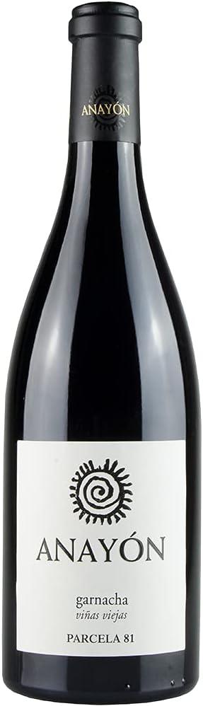 Anayón Parcela 81 - Variedad Garnacha - Vino D.O. Cariñena - 750 ml
