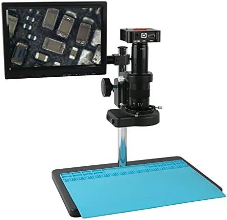 YUXIwang Microscope 4K UHD Dealing full price reduction 50MP USB free shipping Industrial Video HDMI Micros