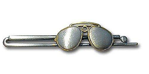Pince à cravate goggles /2c mtd