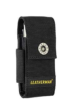 Leatherman Surge - Pince multifonctions en acier inox, avec 21 outils dont une paire de ciseaux extra large, des lames de couteaux, un coupe-fil et bien plus, fabriqué aux Etats-Unis, couleur noir