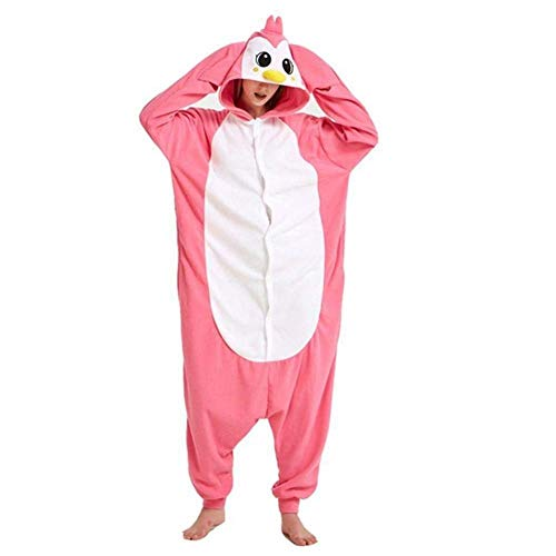 Pigiama Adulto Kigurumi Pink Pig Pajama Shoes Sets Cartoon...