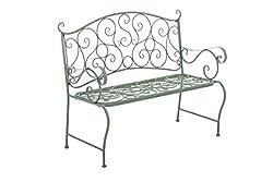 gartenm bel aus metall nostalgisch antik pulverbeschichtet furnerama. Black Bedroom Furniture Sets. Home Design Ideas