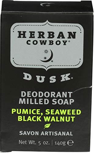 Herban Cowboy Savon moulé saveur du crépuscule 141 g