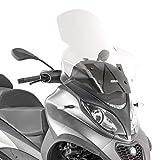 Parabrisas CUPOLINO ESPECÍFICO D5613ST Piaggio MP3 500 Business 2019 Moto GIVI