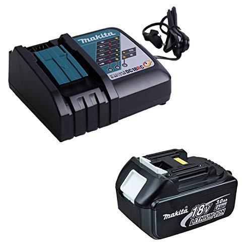 Makita 191A24-4 Kit Energy PSK LXT BL1830B x1 x 3.0Ah+ DC18RC, braun