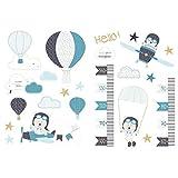 Stickers muraux décoratifs Lazare - Sauthon