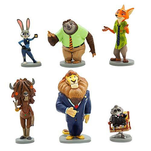 Disney Zootopia Figurine Playset