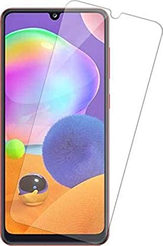 BK Jain Accessories Tempered Glass For Samsung A31 Samsung A31 Temper Glass Samsung A31 Tempered Glass Galaxy A31 Tempered Glass Galaxy A31 Screen Guard One Tempered Glass