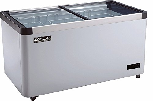 Blue Air BACF11 Two Door Chest Ice Cream Freezer - 41.5 Inches