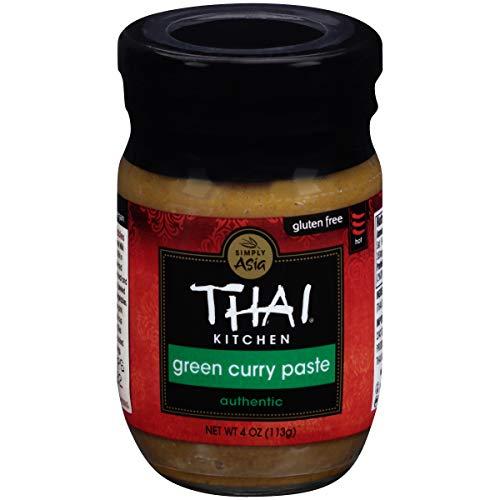 Thai Kitchen Gluten Free Green Curry Paste 4 oz