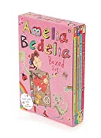 Amelia Bedelia Chapter Book 4-Book Box Set #2: Books 5-8