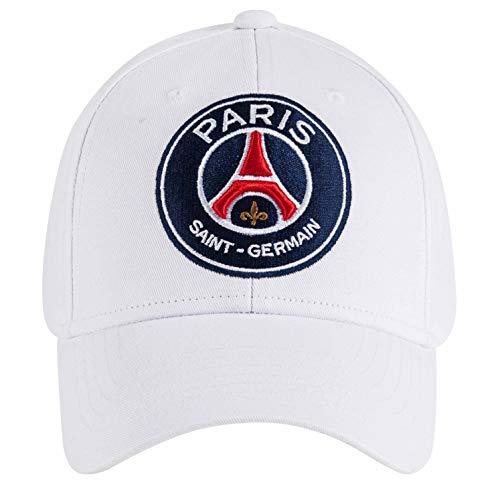 """Paris Saint-Germain, Kappe """"PSG""""-offizielle Kollektion, verstellbare Größe, für Erwachsene"""
