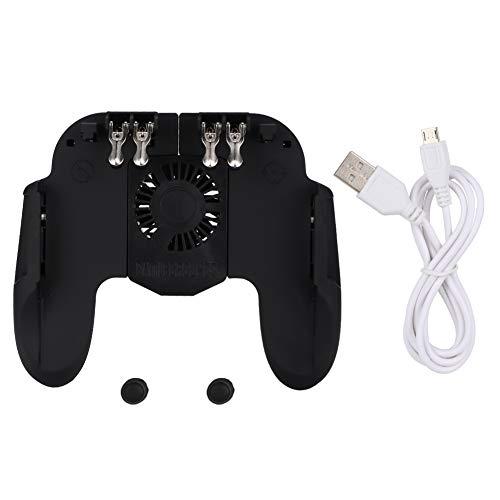 YQ Controlador De Juegos para Teléfono Móvil Disipación De Calor Gamepad Mango...