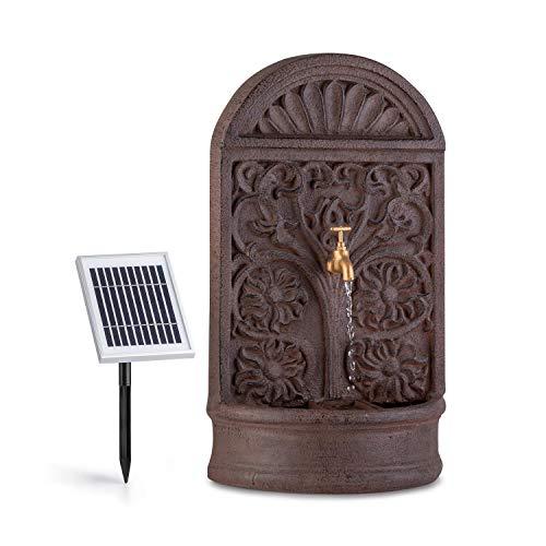 blumfeldt Blumquell - Fuente Solar Decorativa, Longitud Cabl