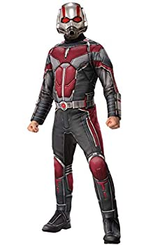 Rubie s mens Deluxe Ant-man Adult Sized Costumes Multi Extra-Large US