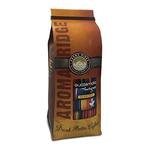 Aroma Ridge Guatemala Peaberry Freshly Roasted Coffee Beans 16oz