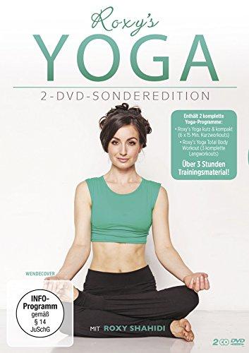 Roxy's Yoga - 2-DVD-Sonderedtion: Zwei komplette Yoga-Programme in einer Box