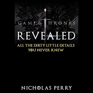 Game of Thrones Revealed audiobook cover art