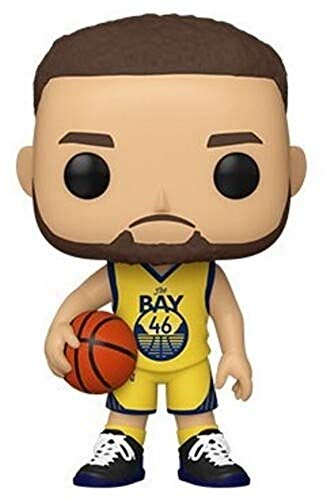 Funko-POP NBA Golden State Warriors-Steph Curry (Alternate) S5 Figura coleccionable, multicolor (51015)