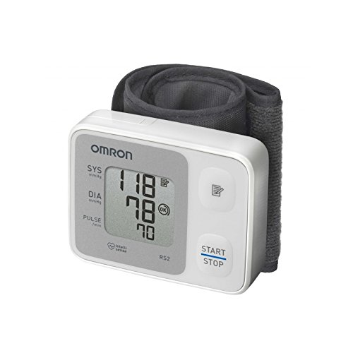Misuratore di pressione da polso Omron RS2