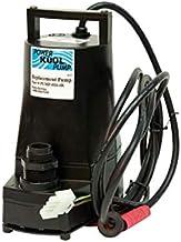 Portacool PARPMP01640A Replacement Pump for Portacool PACHR3601A1 Hurricane 360, Hurricane 3600, Classic Portable Evaporat...