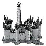 TARS Minas Morgul 14045 piezas MOC-84124 - Arquitectura doméstica para el señor de los anillos compatible con Lego Ideas