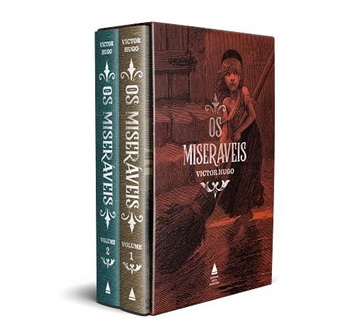Box Os Miseráveis - Exclusivo Amazon