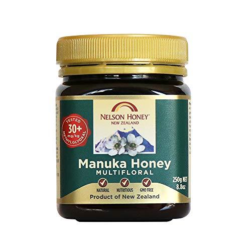Nelson Honey Active miele di Manuka scuro 30+ 250g