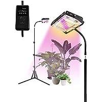 Otdair Grow Full Spectrum Plant Light with Timer & Longer Tripod Stand