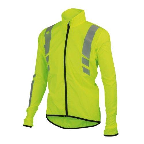 Sportful - reflex 2 - antivento jacket scorriacqua - sportful - 1100775_091_xs - xs - giallo