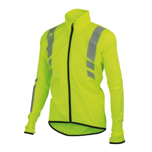 Sportful Reflex 2 Jacket, Yellow Fluo - Amarillo, S